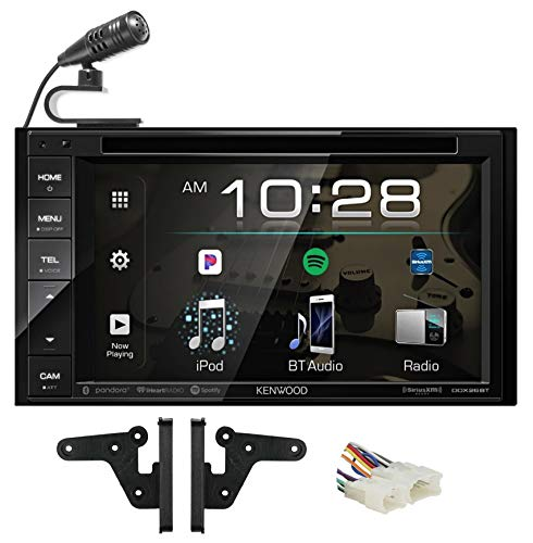 Kenwood DVD/iPhone/Android/Bluetooth Player Receiver for 07-14 Toyota FJ Cruiser