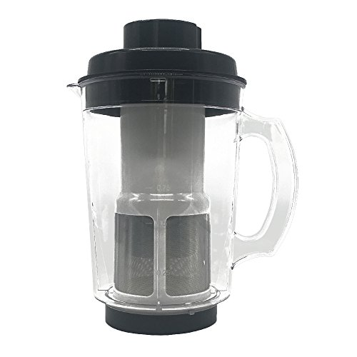 Replacement Blender Pitcher Cups Fits Original Magic Bullet Blender Juicer (1, Blender Pitcher)