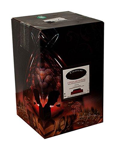 Bag-In-Box Château Molhière Rosé 500cl AOC Côtes de Duras