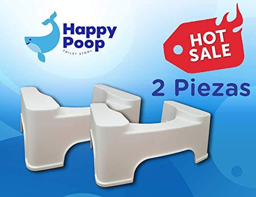 banco para baño fabricante Happy Poop