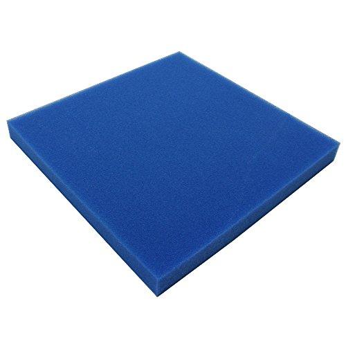JBL Mousse filtr. bleue maille fine 50505cm