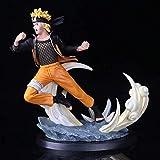 NAMFSR Naruto Ultimate Storm Naruto 26 cm Material de PVC de PVC Anime...