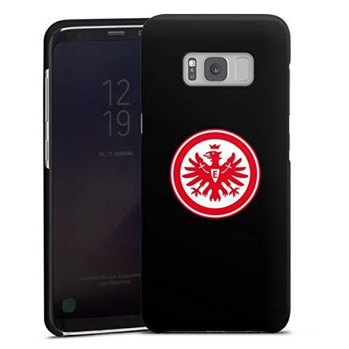 DeinDesign Premium Hülle kompatibel mit Samsung Galaxy S8 Smartphone Handyhülle Hülle matt Eintracht Frankfurt SGE Adler