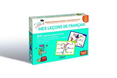 Mes leçons de français CP CE1 CE2