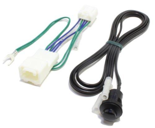 NSCP-W62(トヨタ純正ナビ)用走行中テレビ・DVDが見れる・ナビ操作ができるテレビキット/TVキット