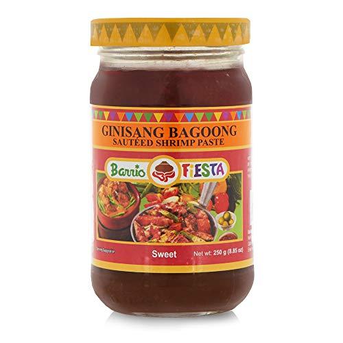 Barrio Fiesta Ginisang Bagoong Sauteed Shrimp Paste - Sweet 8.85oz (250g)