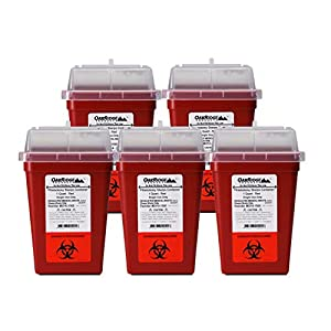 buy  OakRidge Products 1 Quart Size (Pack of 10) | ... Diabetes Care