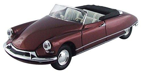 Rio - 4428 - Véhicule Miniature - Modèle À L'échelle - Citroën DS 19 Cabriolet - 1961 - Echelle 1/43