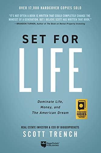 Real Estate Investing Books! - Set for Life: Dominate Life, Money, and the American Dream (Financial Freedom, 1)