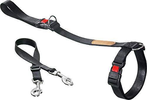 Karlie legleader® L: 39 - 60 cm Ha um: 45 cm schwarz