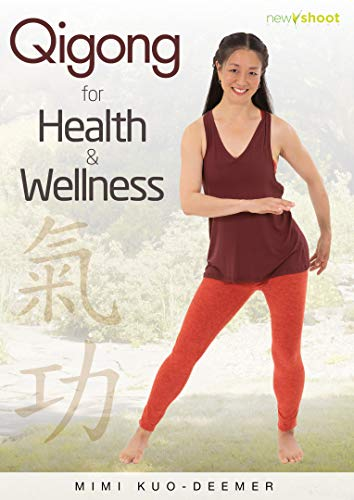 Qigong for Health & Wellness (3 DVD Box Set) with Mimi Kuo-Deemer