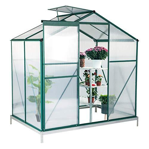 Erommy Walk-in Greenhouse
