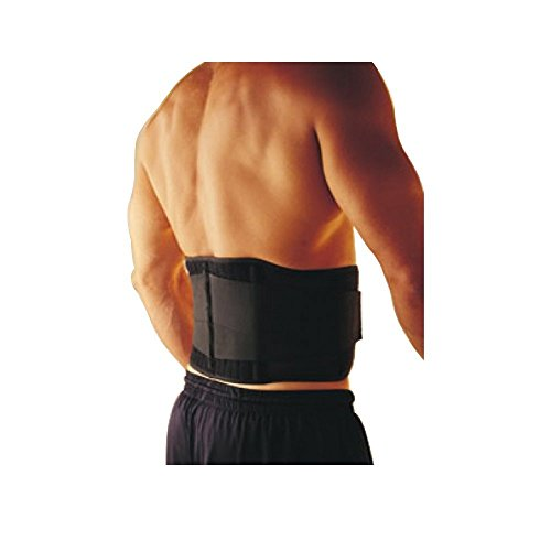 20 pcs Magnets Lumbar Brace Belt Waist and Lower Back Support Brace with Therapeutic Magnets Unisex (XL)