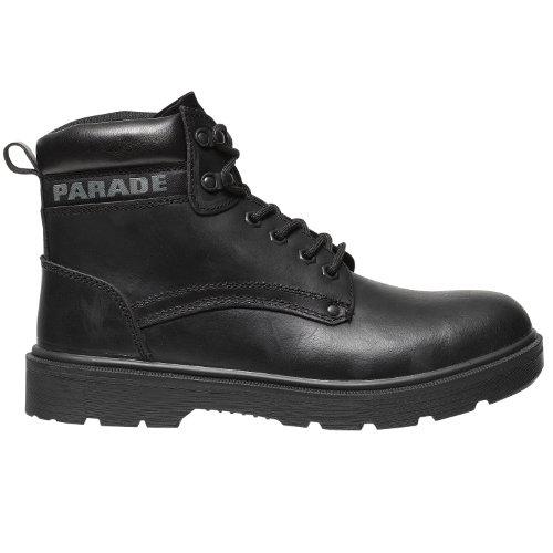 PARADE 07kansas8804Schuh-Sicherheit Hohe Schwarz, schwarz, 07KANSAS88 04 PT48