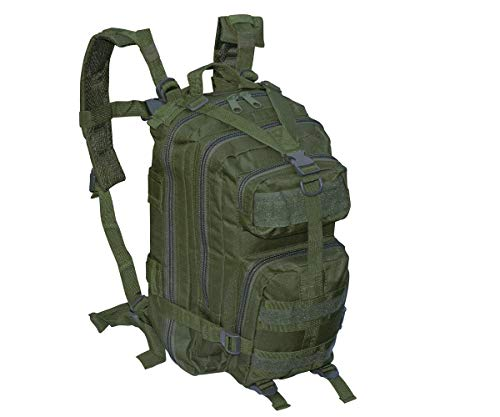 Mc Allister US Army Backpack Zero-Six 28 Liter (45 x 25 x 30 cm/Oliv)