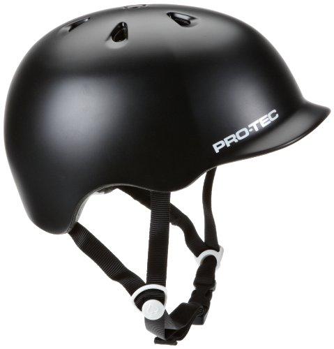 Pro-Tec Casque de vélo Riot Street Noir Taille XS