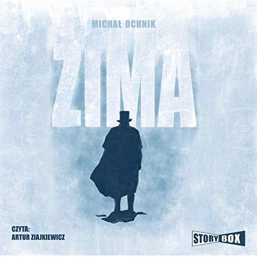 Zima audiobook cover art