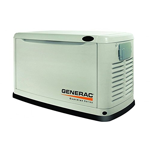 Generac 6438  11,000 Watt Air-Cooled Steel...