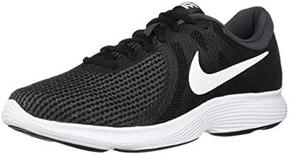 Nike Men's Revolution 4 Running Shoe, Black/White-Anthracite, 11 Regular US