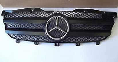 Front Grille W/chrome Star Radiator Grill Mercedes Sprinter W906 2006+ Bg88066