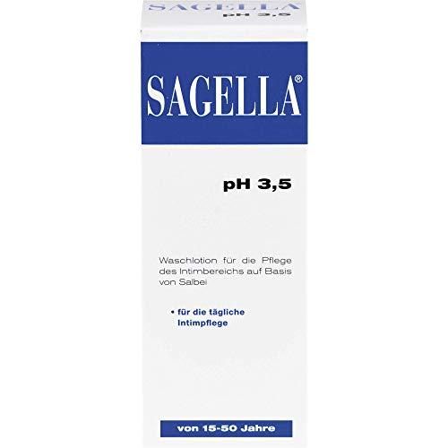 SAGELLA pH 3,5 Waschlotion, 100 ml Lotion