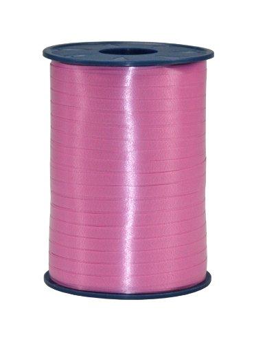Präsent Cinta de Rizado, Rosa, 5mm-500m