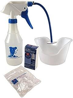 Doctor Easy Elephant Ear Washer Bottle System Kit