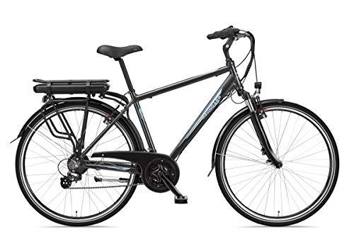 Zündapp E-Bike Herren– 28 Zoll Pedelec mit 21 Gang Shimano Kettenschaltung – 10,4 Ah / 36 V – Green 20.7