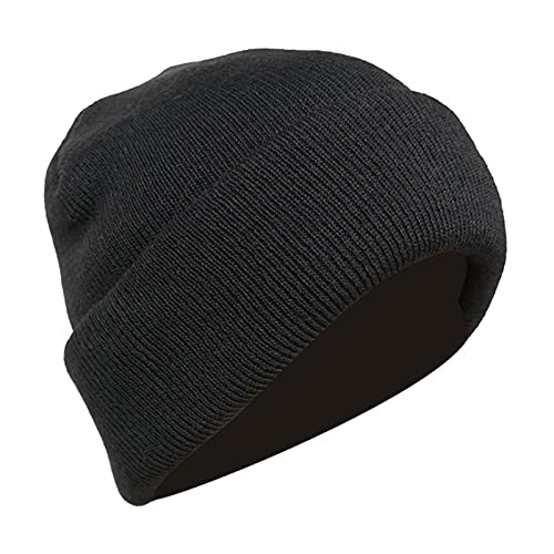 PCTONC 4 Capas Gruesas de otoño e Invierno de los Hombres de Punto Sombrero Directo de fábrica Profundo a Prueba de Viento Anti-frío protección for los oídos cálido arnés
