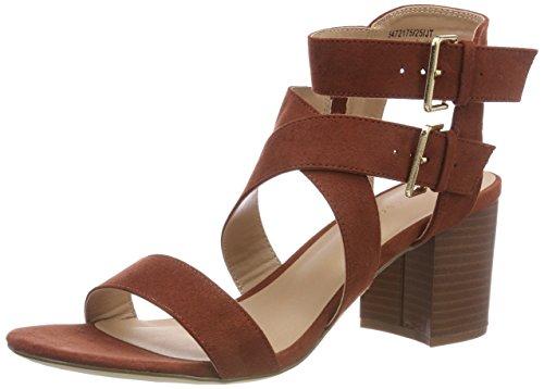 new look donna scarpe New Look Paladium Scarpe col tacco punta aperta donna