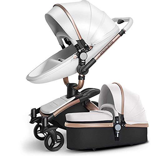 SpringBuds Baby Stroller