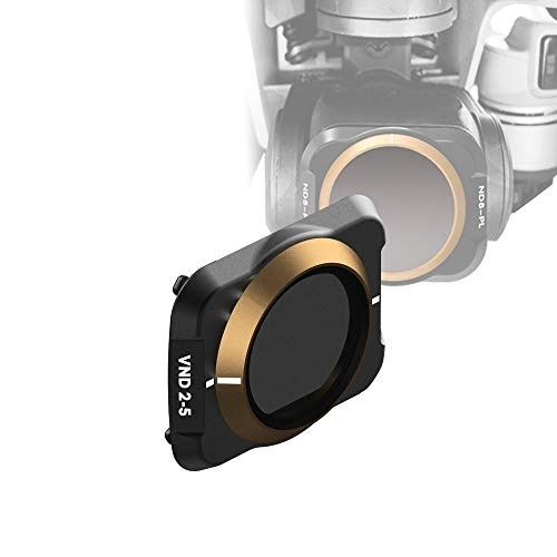 JINGZ Drone Variable VND 2-5 Stop Lens Filter for DJI Mavic Air 2 Durable