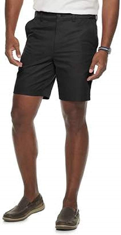 Men's Classic-Fit Outdoor Belted Ripstop Shorts
