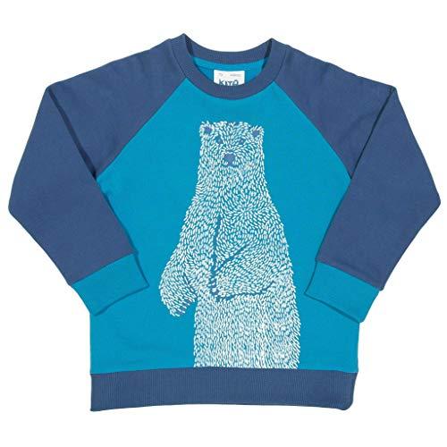 Kite Clothing Oberteil Eisbär Sweatshirt (110 cm)