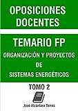 Temario organización y proyectos de sistemas energéticos: Tomo II