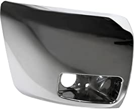 Best 2008 silverado 1500 chrome front bumper end caps Reviews
