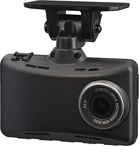 コムテック ドライブレコーダー HDR203G 200万画素 Full HD 3年保証 駐車監視 常時録画 衝撃録画 GPS搭載 H...