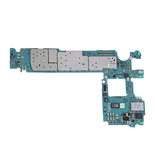 Ccylez Reemplazo de la Placa Principal Reemplazo de la Placa Base para S7 G930, Reemplazo de la Placa Principal Reemplazo de la Placa Base, con Corte preciso y Exacto, Material Super y Premium(#4)