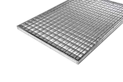 MEA Gitterrost Normrost verzinkt 400x800x20 mm 30/30