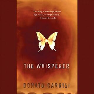 The Whisperer audiobook cover art
