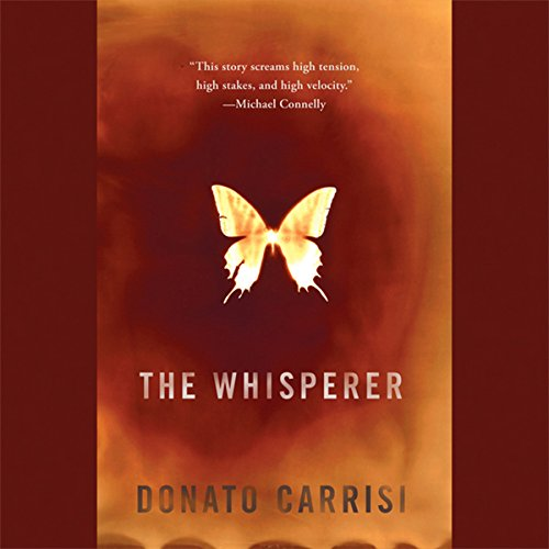 The Whisperer audiobook cover art