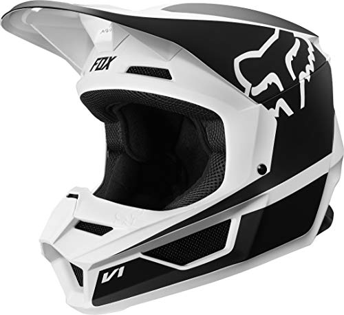 Fox Helmet V-1 Przm Black/White Xxl