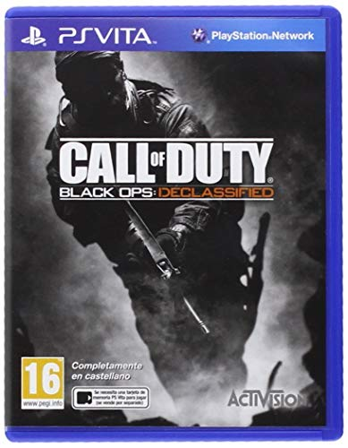 Call of Duty: Black Ops Declassified Vita