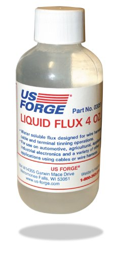 US Forge 03051 4-Ounce Liquid Flux