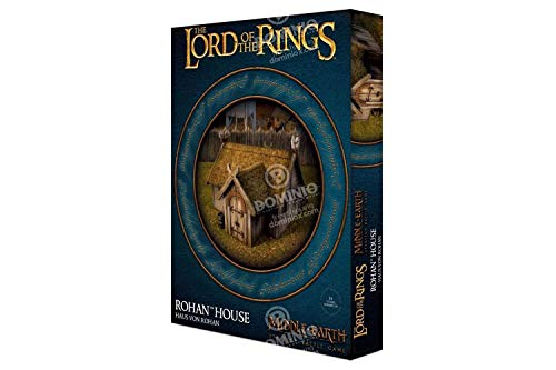 Lord of the Rings Middle-Earth Strategy Battle Game Haus von Rohan