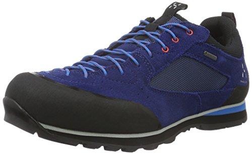 Haglöfs Herren ROC Icon GT Trekking- & Wanderhalbschuhe, Blau (Hurricane Blue/Vibrant Blue), 40 2/3 EU