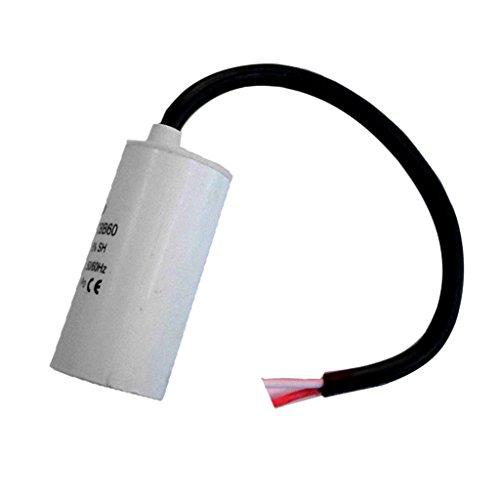H HILABEE Condensador De Impulsi/ón De La Deshidrataci/ón De La Capacitancia Del Motor Del Capacitor CBB60 450V