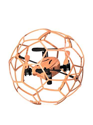 IRDRONE-X10 Gioco elettronico Roller Drone Camera, Verde, Colore, X10_Orange