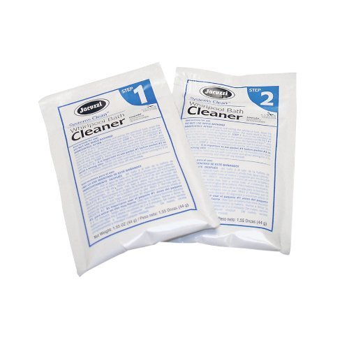 Jacuzzi Systems Clean Whirlpool Bath Cleaner