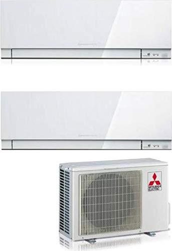 Climatizzatore Dual Split 9000 + 12000 Btu, Inverter, Gas R32 - KIRIGAMINE ZEN